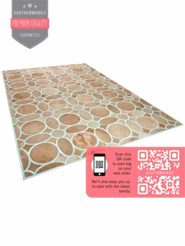 Tan Camel Area Rug